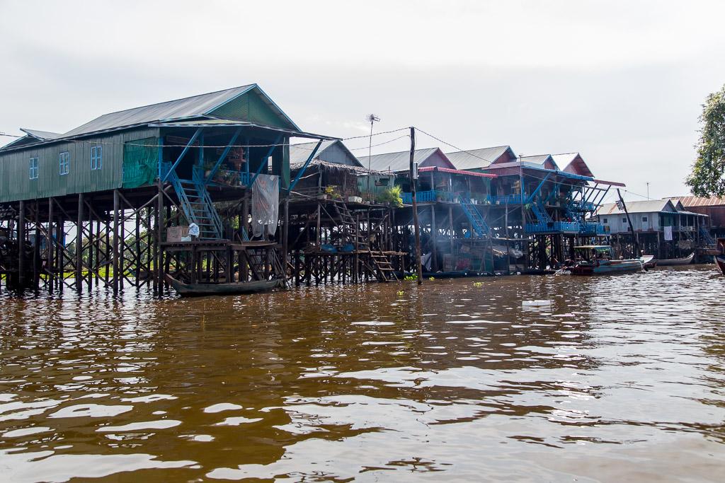 Kompong Phluk, Tonle Sap Lake